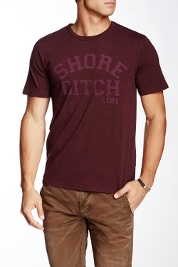 Shore Ditch Graphic Tee Shirt by PRPS in Self/Less