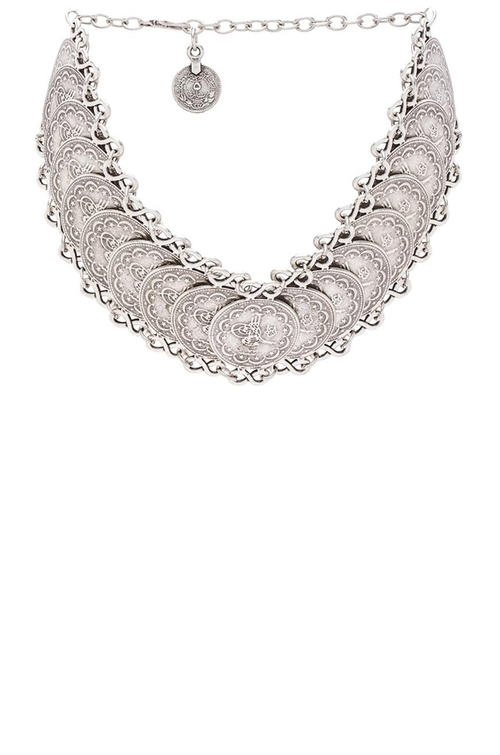 Cyprus Choker Necklace by Natalie B Jewelry in The Flash - Season 2 Episode 6