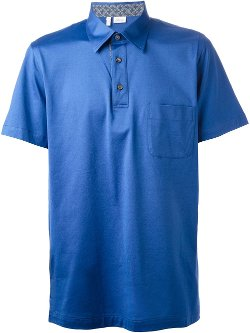 Chest Pocket Polo Shirt by Brioni in The Best of Me