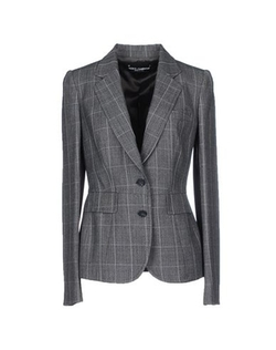 Check Blazer by Dolce & Gabbana in Billions