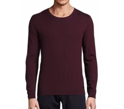 Long Sleeve Crewneck Sweater by John Varvatos Star USA in Supergirl