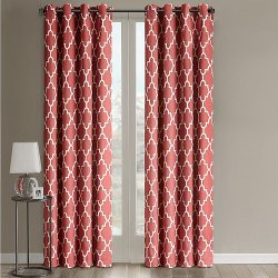 Fret Window Panel Curtain by Sonoma Life + Style in That Awkward Moment