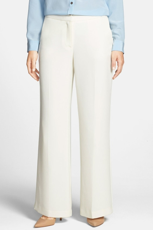 Wide Leg Pants by Vince Camuto in The Second Best Exotic Marigold Hotel