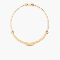 W. Britt  Bar Collar Necklace by J. Crew in The Good Wife