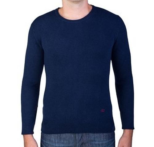 Crew Neck Sweater by Valentino in Jason Bourne