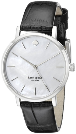 Embossed Alligator Metro Watch by Kate Spade New York in The Good Wife
