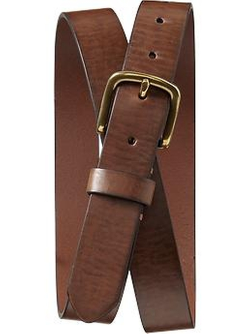 Leather Slim Belt by Old Navy in 99 Homes