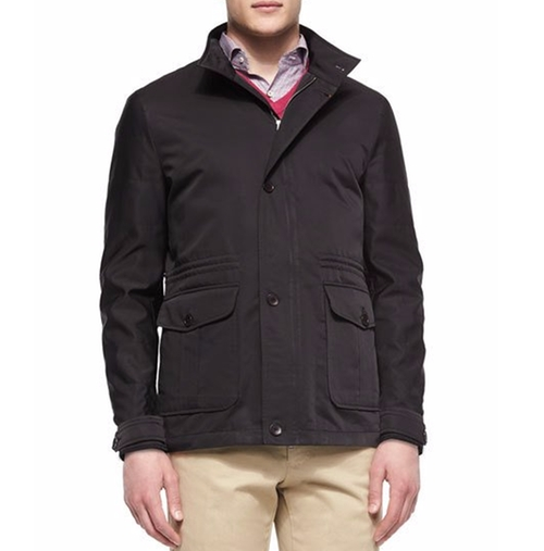 Palmetto Lightweight Jacket by Peter Millar in Keeping Up with the Joneses
