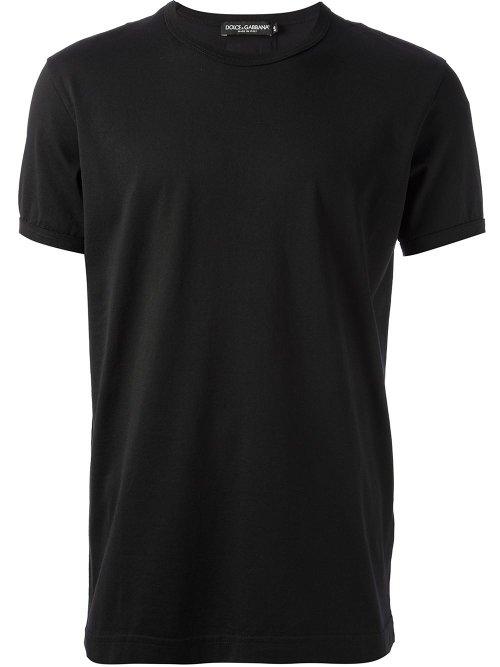 Classic T-Shirt by Dolce & Gabanna in Birdman