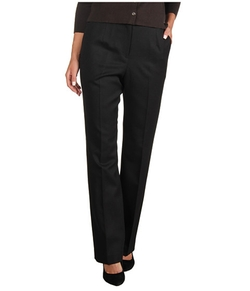 Worsted Wool True Fit Trousers by Pendleton in Spy