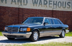 1987 Carat By Duchatelet Limousine by Mercedes-Benz in Absolutely Anything