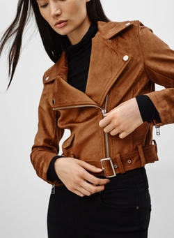 Talula Morton Jacket by Aritzia in Arrow