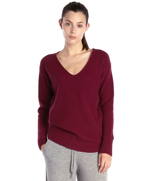 Almeda Vee Neck Sweater by Christopher Fischer in The Intern