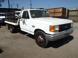 1987 F350 Pickup Truck by Ford in Contraband
