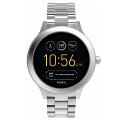 Q Venture Gen 3 Bracelet Smart Watch by Fossil in The Fate of the Furious