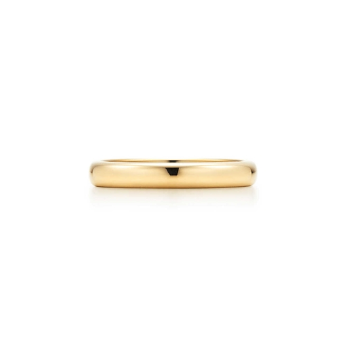 Lucida Band Ring by Tiffany&Co. in Ballers - Season 1 Episode 10
