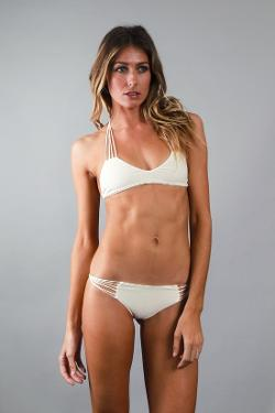 Lanai Loop Side Bikini Bottom by Mikoh in The Other Woman