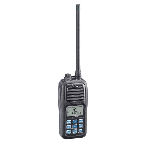 Handheld Transceiver by Icom in Furious 7