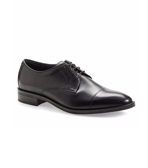 'Warren' Cap Toe Derby Shoes by Cole Haan in The Blacklist