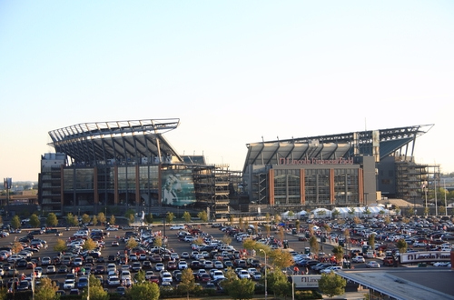 Lincoln Financial Field Philadelphia, Pennsylvania in Kevin Hart: What Now?