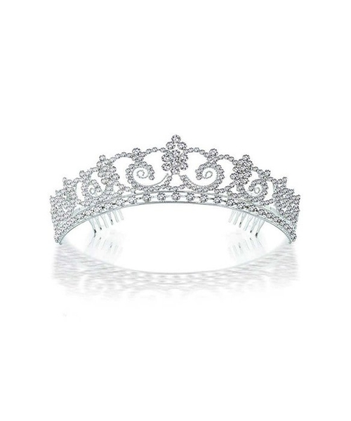 Kate Middleton Inspired Royal Bridal Tiara by Bling Jewelry in Pretty Little Liars - Season 6 Episode 1