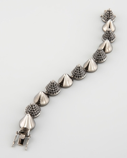 Alternating Cone Bracelet by Eddie Borgo in Pretty Little Liars