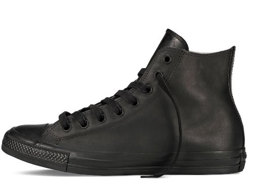 Chuck Taylor All Star Rubber Sneakers by Converse in If I Stay