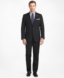 Fitzgerald Fit Two-Button 1818 Suit by Brooks Brothers in Designated Survivor