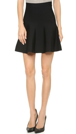 Ingrid Skirt by BCBGMAXAZRIA in Elementary