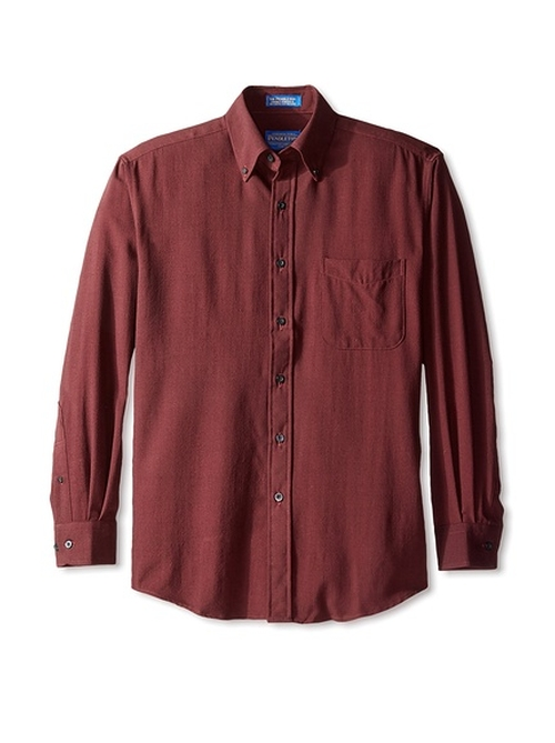 Long Sleeve Sir Pen Button Down Shirt by Pendleton in Modern Family