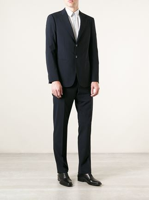 Two Piece Suit by Giorgio Armani in Suits - Season 5 Episode 5