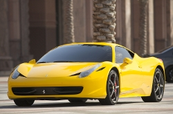 458 Italia Coupe by Ferrari in Furious 7