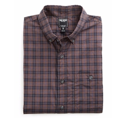 Button-Down Plaid Collar Shirt by Todd Snyder in Stranger Things