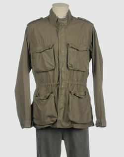 Military Jacket by Original Vintage Style in Sleeping with Other People