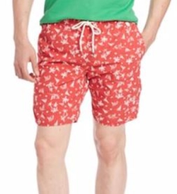 Tropical Print Board Shorts by Polo Ralph Lauren in Chelsea