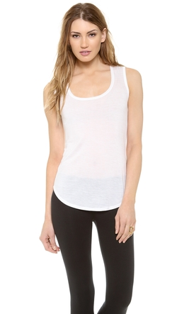 Sweatheart Tank Top by ATM Anthony Thomas Melillo in The Best of Me