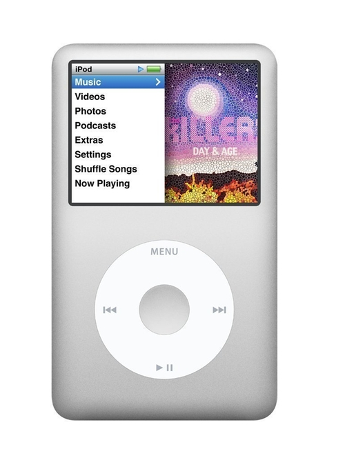 iPod Classic by Apple in The Proposal
