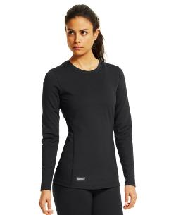 Women's ColdGear Infrared Tactical Crew by Under Armour in A Good Day to Die Hard