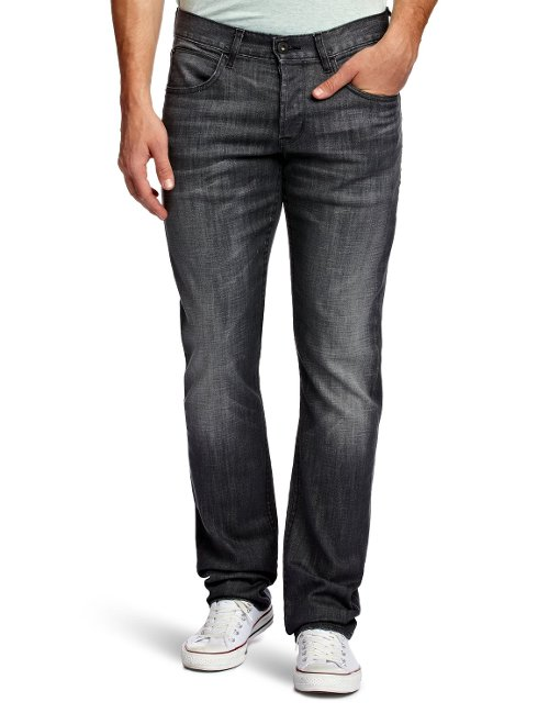 Men's Byron Straight Leg Jeans by Hudson Jeans in Entourage