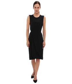 Back Zip Sheath Dress by Calvin Klein Collection in Suits