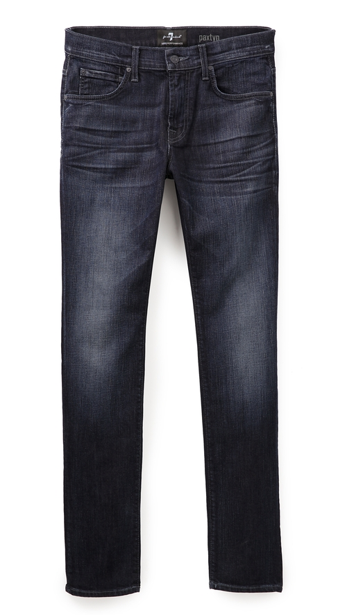Luxe Performance Paxtyn Jeans by 7 For All Mankind in If I Stay