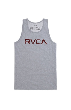 Overlap Tank Top by RVCA in Magic Mike XXL