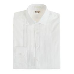 Ludlow Tuxedo Shirt by Thomas Mason in Masterminds