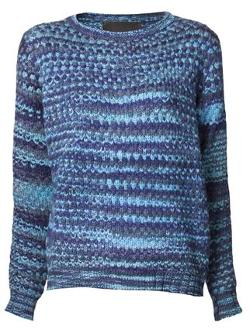 Chain Knit Sweater by The Elder Statesman in If I Stay