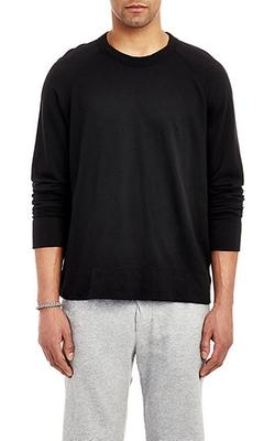 Raglan Sleeve Long Sleeve Pullover by James Perse in Point Break