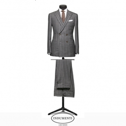 Double Breasted Two Piece Suit by Indumenti in Elementary