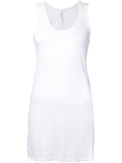Long Semi Sheer Tank Top by Transit in The Blacklist