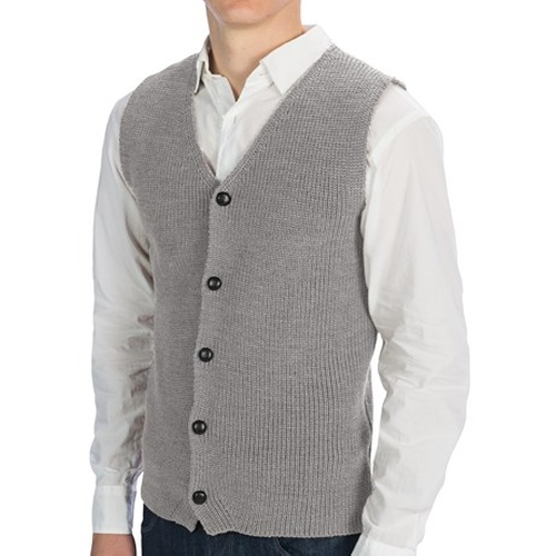 Knit Waistcoat by Peregrine By J. G. Glover Knit in Legend