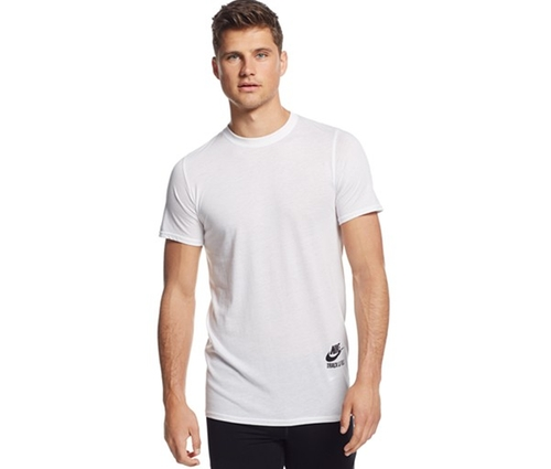 Long Body T-Shirt by Nike in Straight Outta Compton