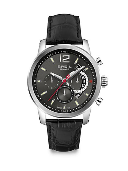 Stainless Steel Chronograph Watch by Breil in Ride Along